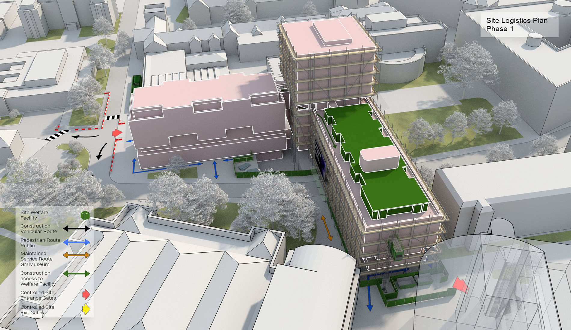 architectural visualisation, newcastle, north east