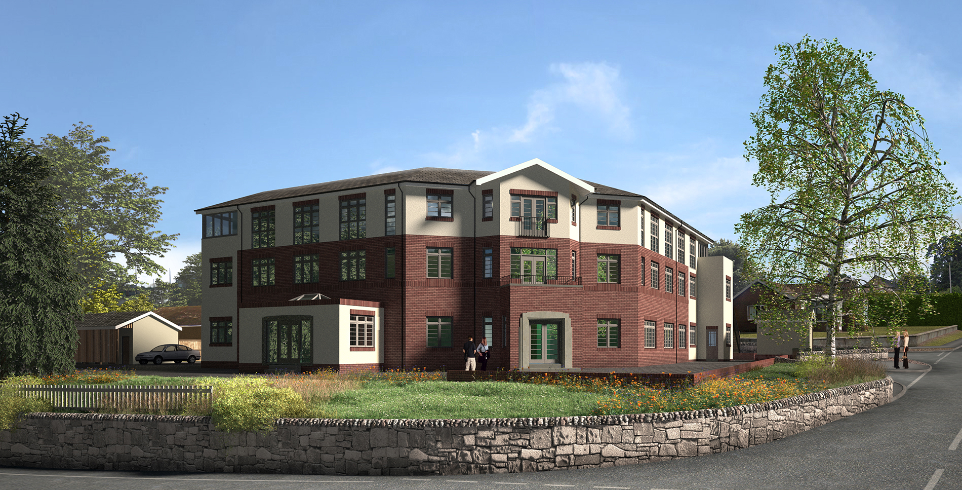 3d architectural visualisation, newcastle, north east
